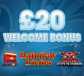 william hill games bonus