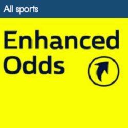 William Hill Sports Enhanced Odds