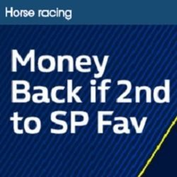 William Hill Sports Money Back if 2nd to SP Fav Offer