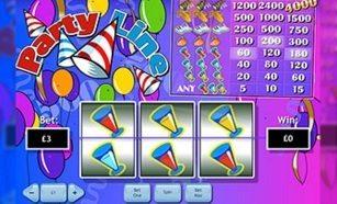 Party Line Slot Machine